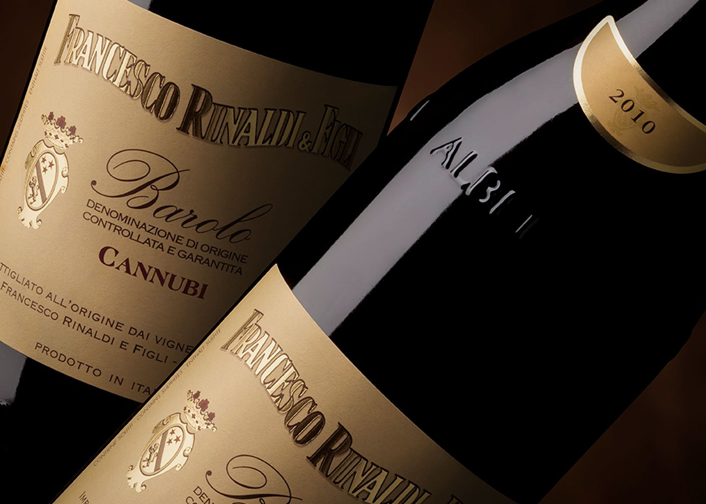 Our most awarded type of wine: Barolo Cannubi and Barolo Brunate